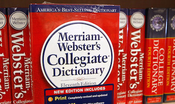 Слово «they» вошло в словарь Merriam-Webster