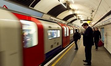 Английский в метро