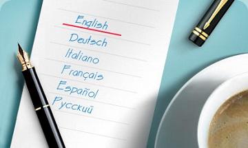 Языковые комбинации в английском языке
