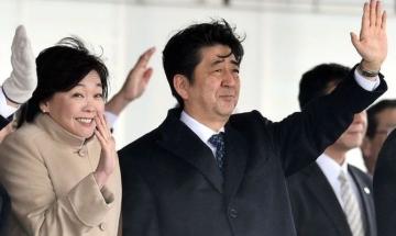 Акиэ Абэ – хитрая супруга премьера Японии