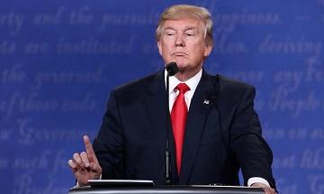 Речи Дональда Трампа и их перевод
