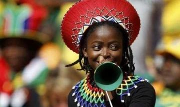 Официальные языки ЮАР