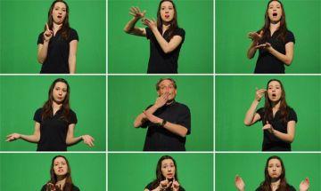 Переводчики жестов