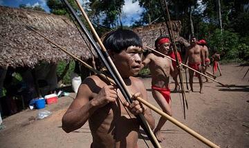 20: на стольких языках говорят индейцы племени тукано