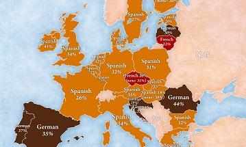 Европейцы хотят изучать испанский