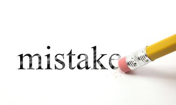 Как не бояться ошибиться?