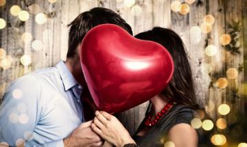 День влюбленных у всех особенный